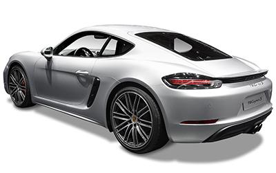 Porsche 718 autoliising | Sixt Leasing