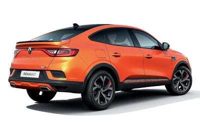Renault Arkana autoliising   Sixt Leasing