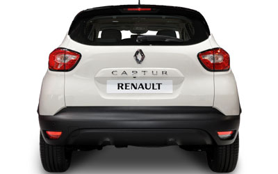Renault Captur Galleriefoto
