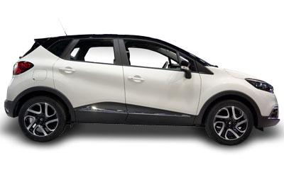 Renault Captur autoliising | Sixt Leasing
