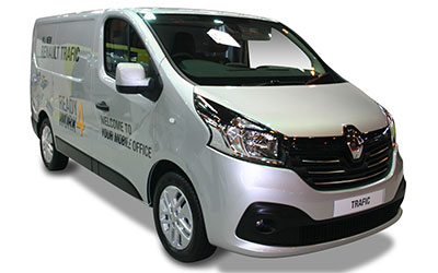 Renault Trafic autoliising   Sixt Leasing