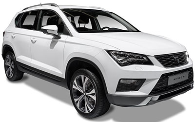 SEAT Ateca autoliising | Sixt Leasing