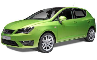 SEAT Ibiza autoliising | Sixt Leasing