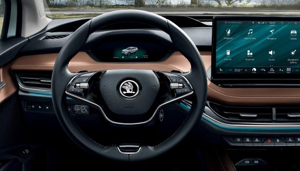 Škoda Enyaq iV autoliising | Sixt Leasing