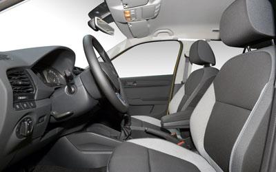 Škoda Fabia autoliising | Sixt Leasing