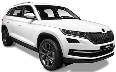 Škoda Kodiaq autoliising | Sixt Leasing