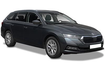 Škoda Octavia autoliising | Sixt Leasing