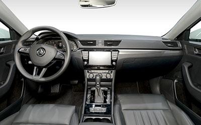 Škoda Superb Galleriefoto