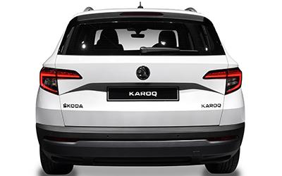 Škoda Karoq autoliising | Sixt Leasing
