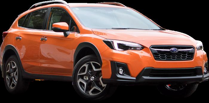 Subaru XV autoliising   Sixt Leasing