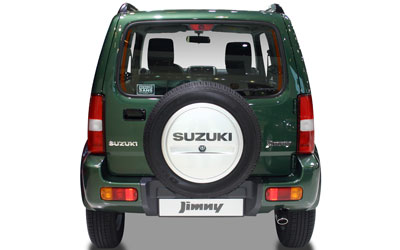 Suzuki Jimny Galleriefoto
