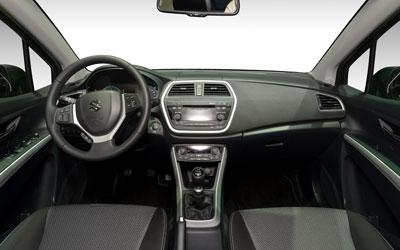 Suzuki SX4 S-Cross Galleriefoto