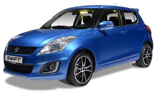 Suzuki Swift autoliising | Sixt Leasing