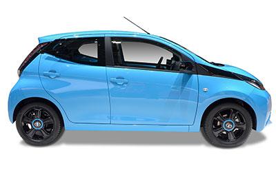 Toyota Aygo autoliising | Sixt Leasing
