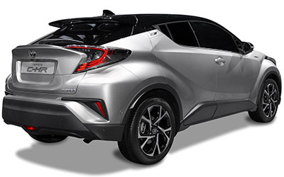 Toyota C-HR autoliising | Sixt Leasing