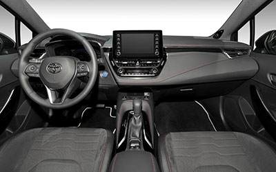 Toyota Corolla autoliising | Sixt Leasing