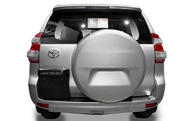 Toyota Land Cruiser Galleriefoto
