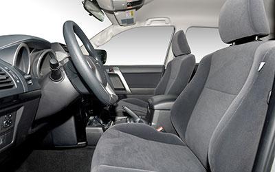 Toyota Land Cruiser autoliising | Sixt Leasing