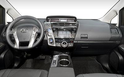 Toyota Prius+ autoliising | Sixt Leasing
