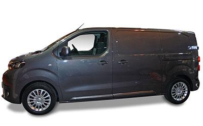 Toyota Proace autoliising | Sixt Leasing