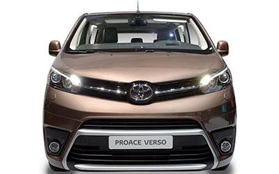 Toyota Proace Verso autoliising   Sixt Leasing