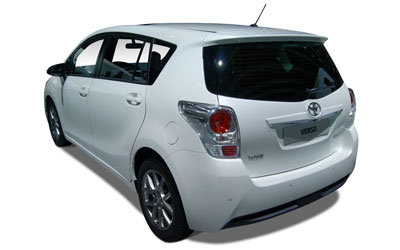 Toyota Verso autoliising   Sixt Leasing