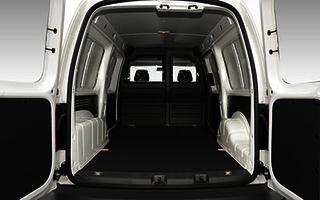 Volkswagen Caddy Galleriefoto