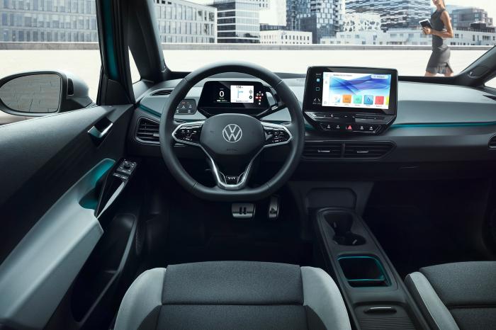 Volkswagen ID.3 autoliising | Sixt Leasing