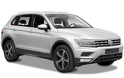 Volkswagen Tiguan autoliising | Sixt Leasing