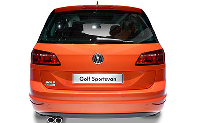 Volkswagen Golf Sportsvan Galleriefoto