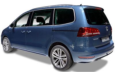 Volkswagen Sharan Galleriefoto