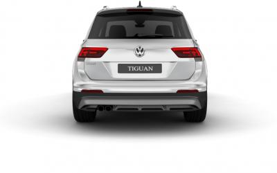 Volkswagen Tiguan Galleriefoto