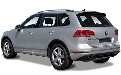 Volkswagen Touareg Galleriefoto