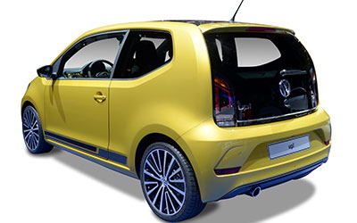 Volkswagen e-Up! autoliising | Sixt Leasing