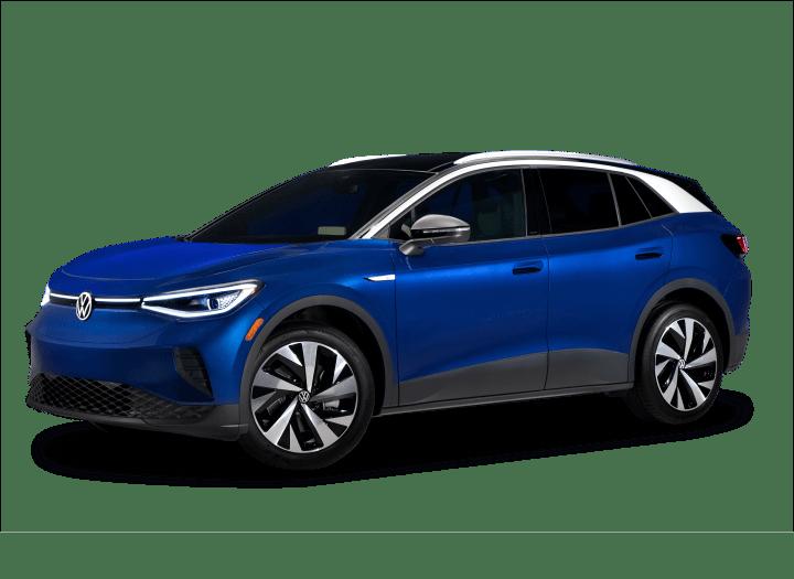 Volkswagen ID.4 autoliising | Sixt Leasing
