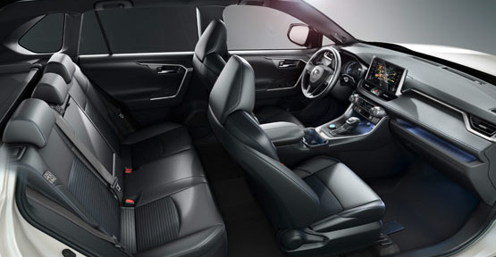 Toyota RAV4 Galleriefoto